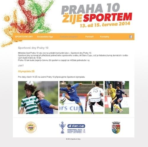 MČ Praha 10   event & digital