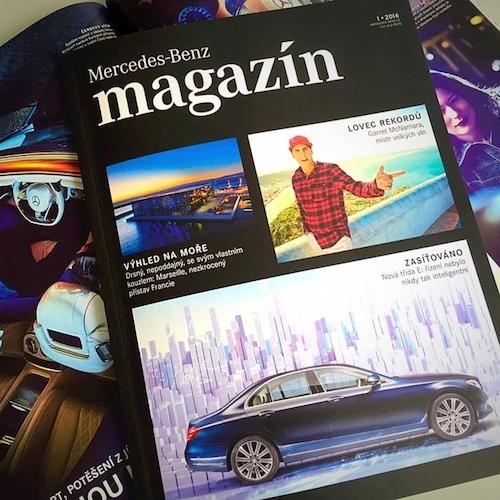 Mercedes - Benz   publishing