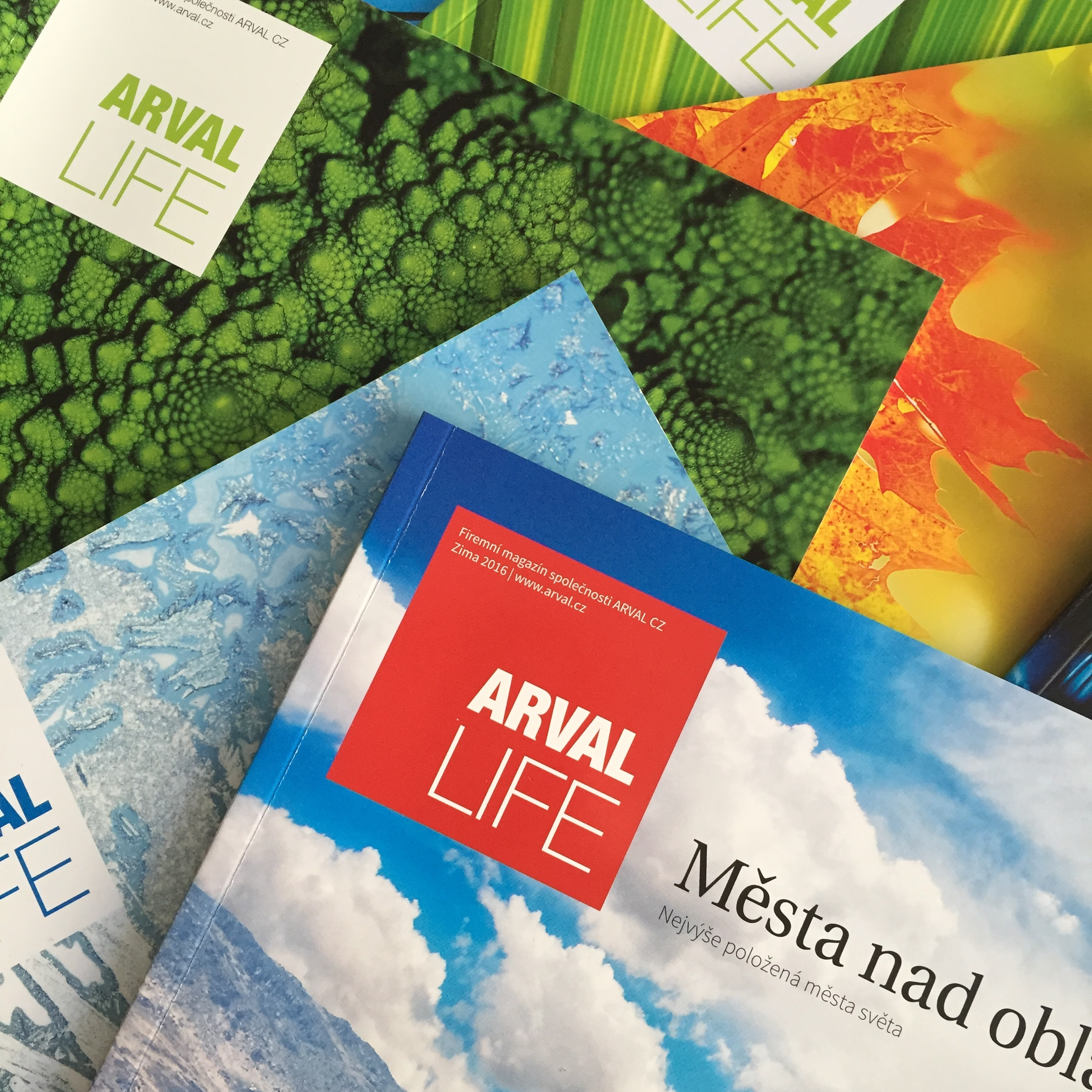 Arval | publishing