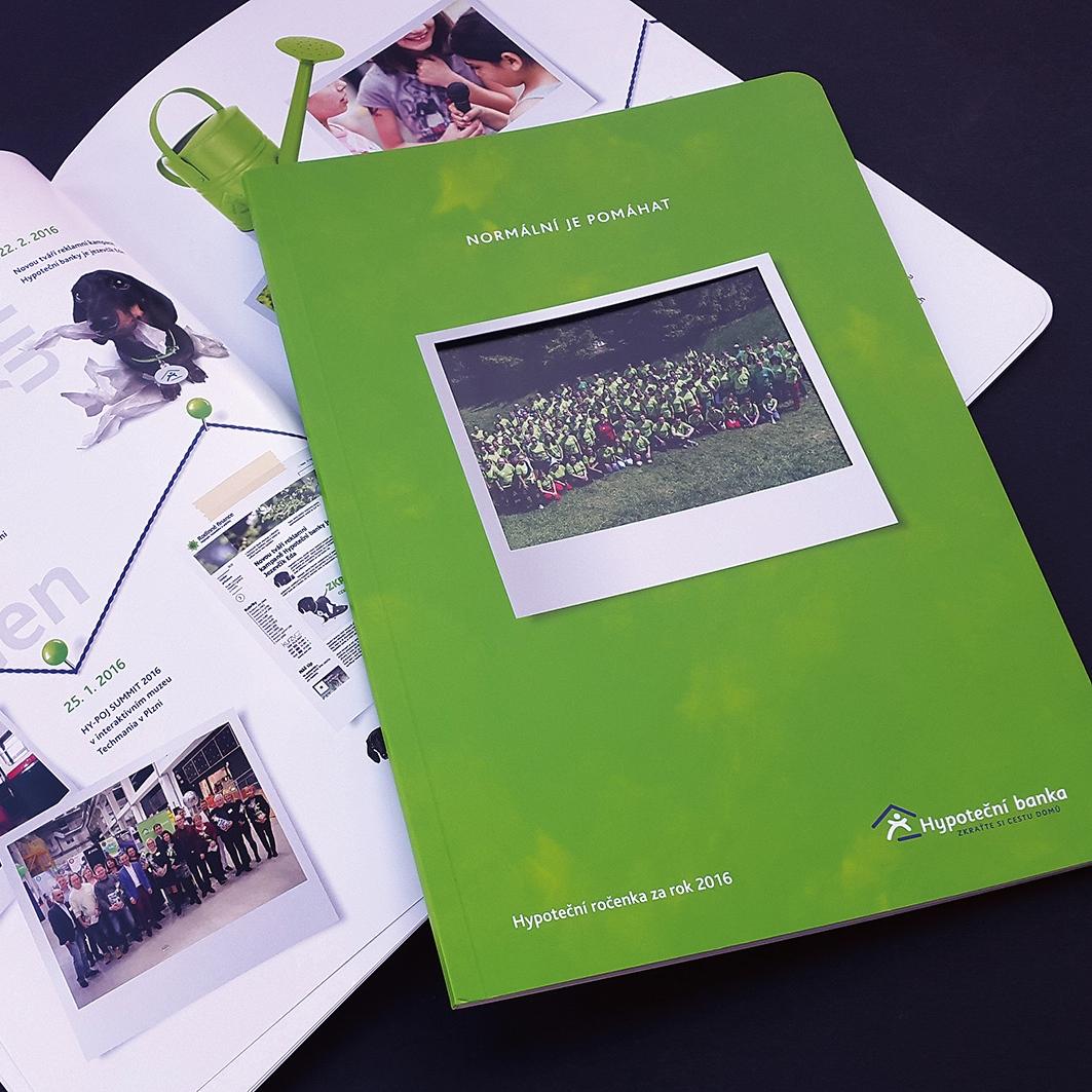 Hypoteční banka   annual report
