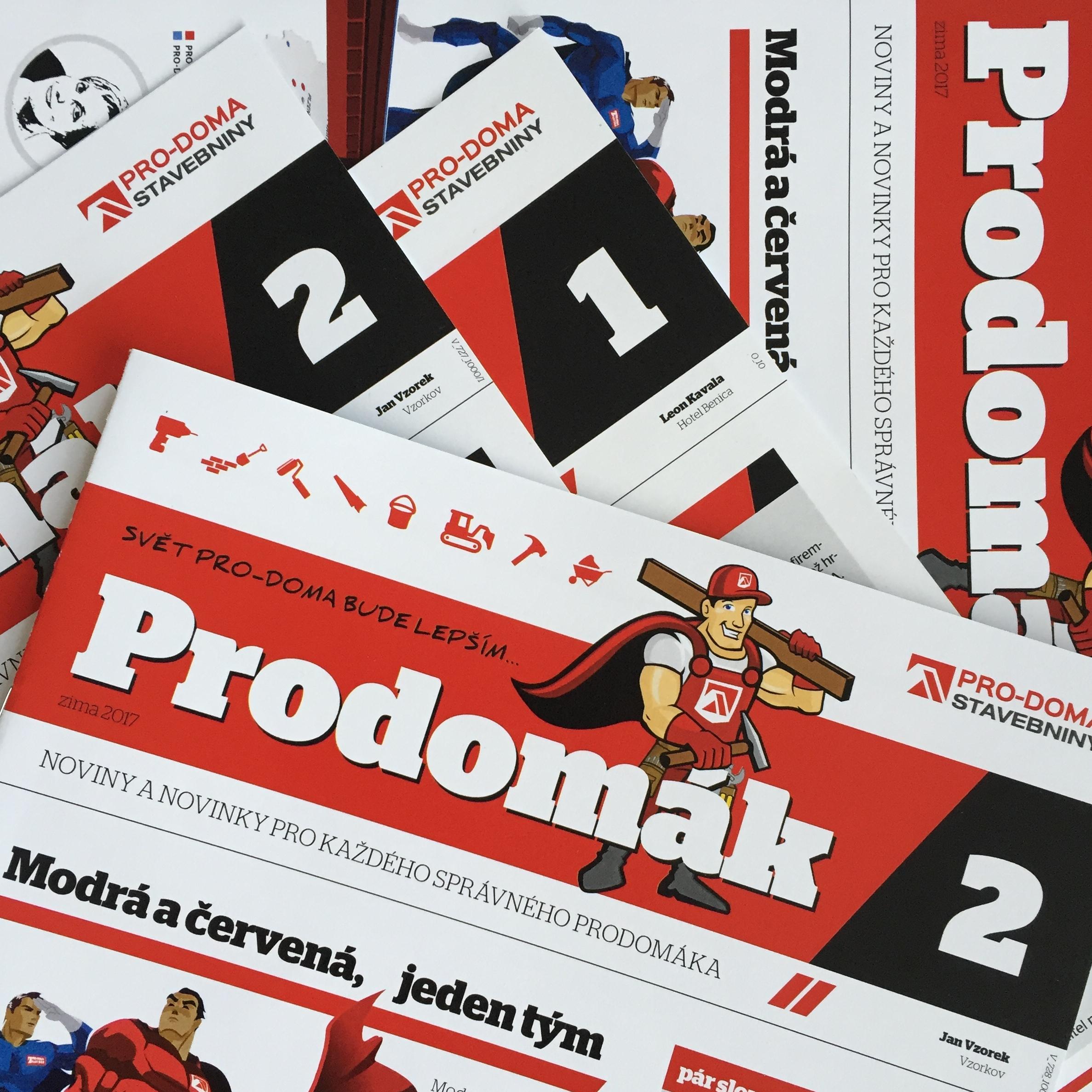 PRO-DOMA   publishing