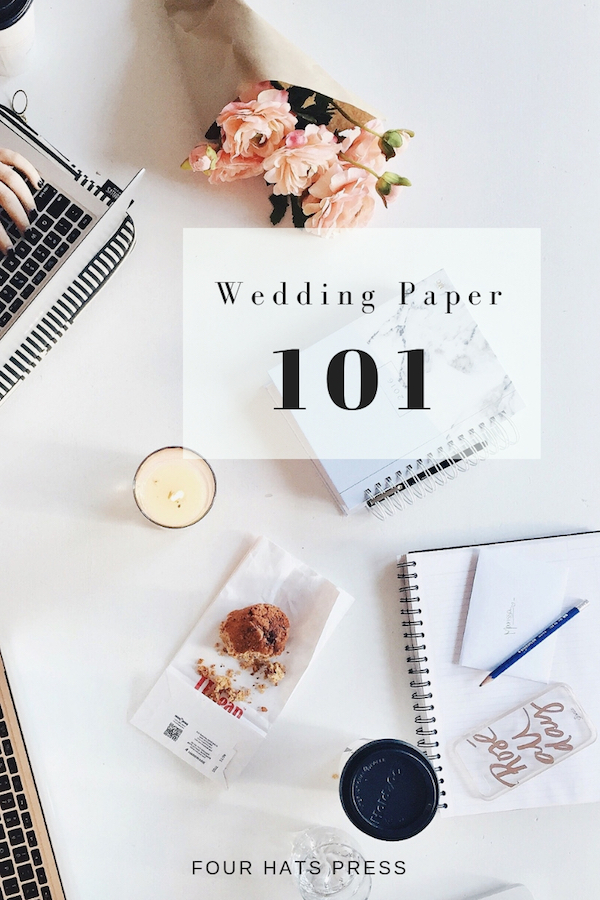 Wedding Paper Primer