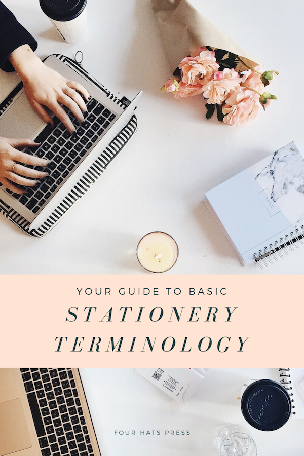 Stationery Vocabulary