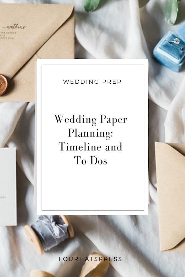 Wedding Paper