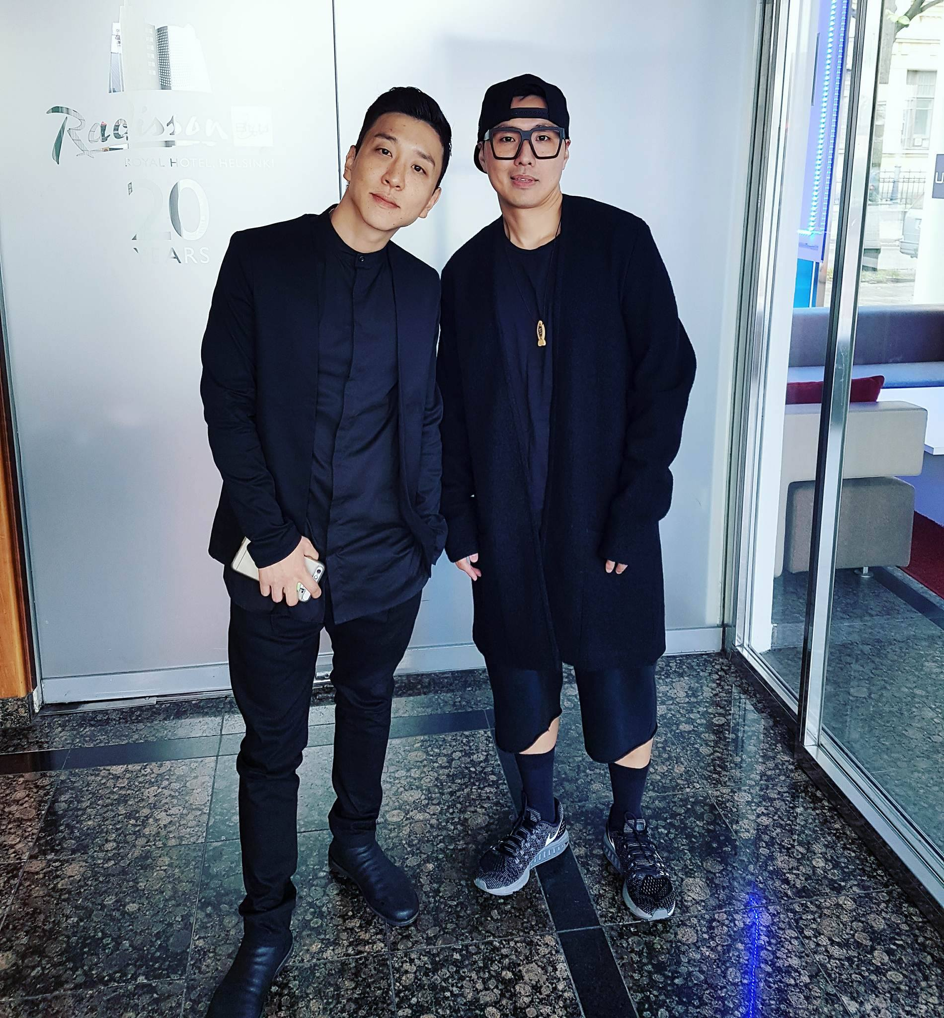 Deekei and Flowsik.
