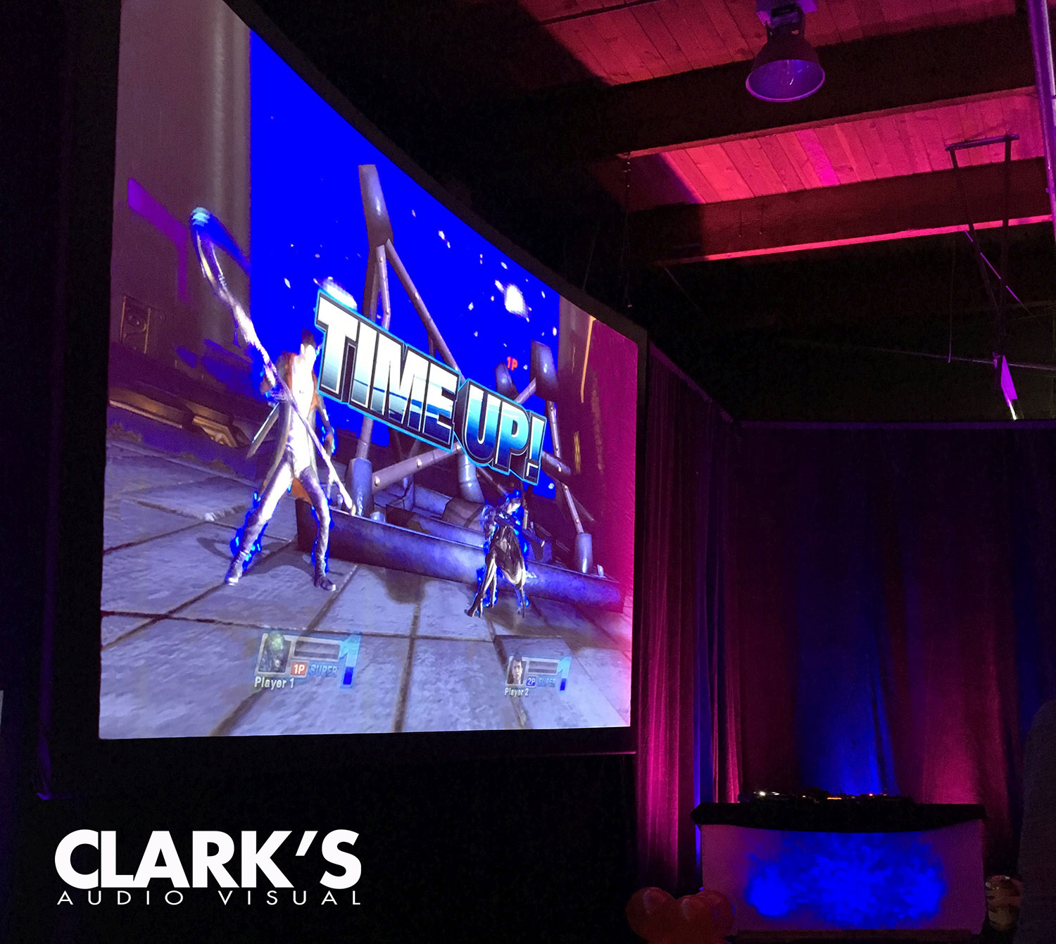 Clark's Audio Visual Projector Rentals