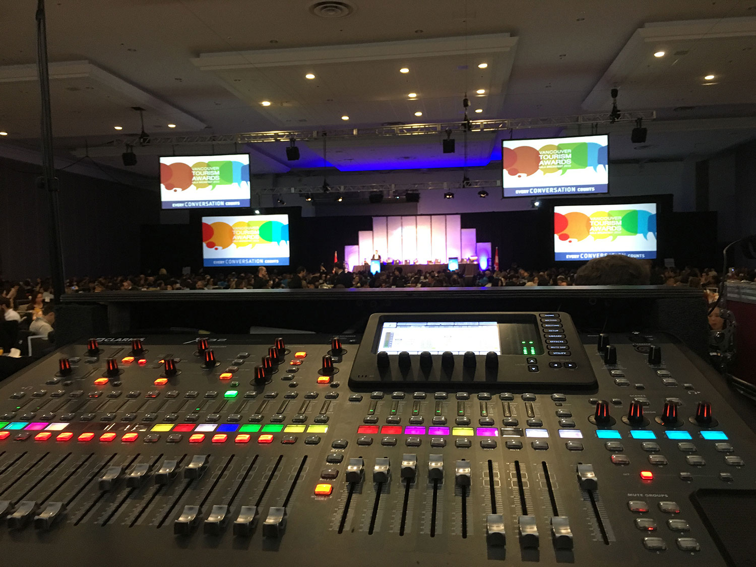 Clark's Audio Visual Switcher Rental