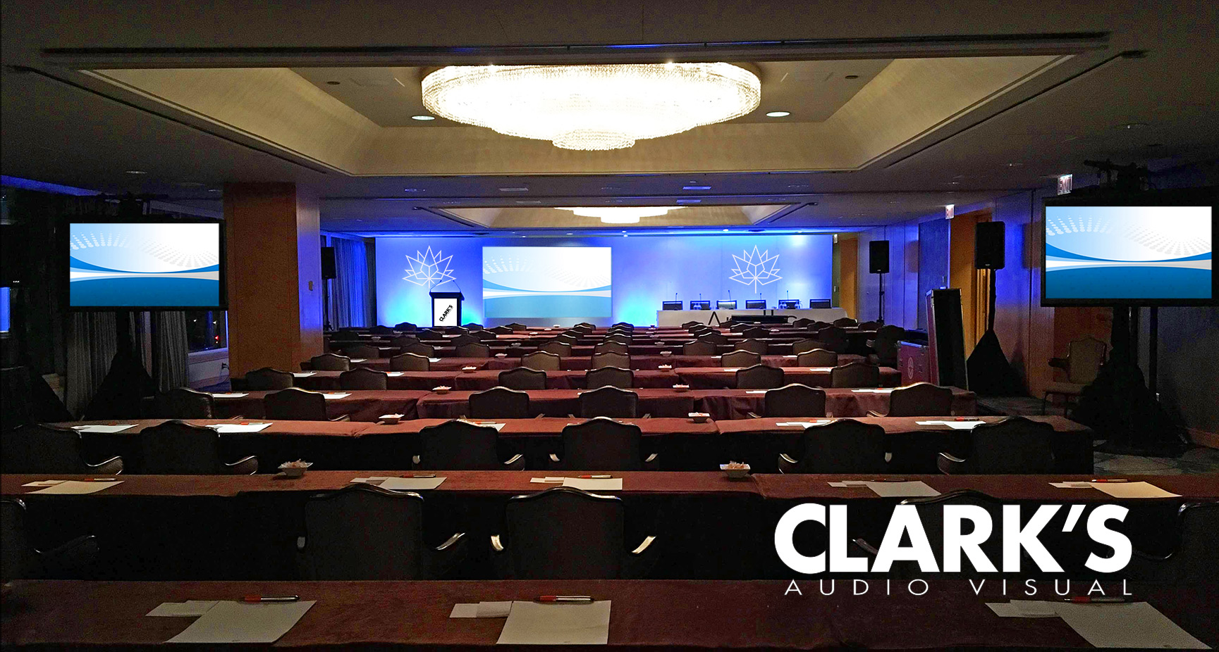 Clark's Audio Visual Canada