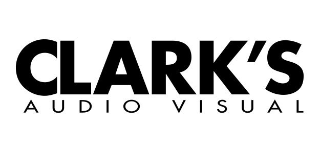 Clark's Audio Visual Logo white bg 625x300