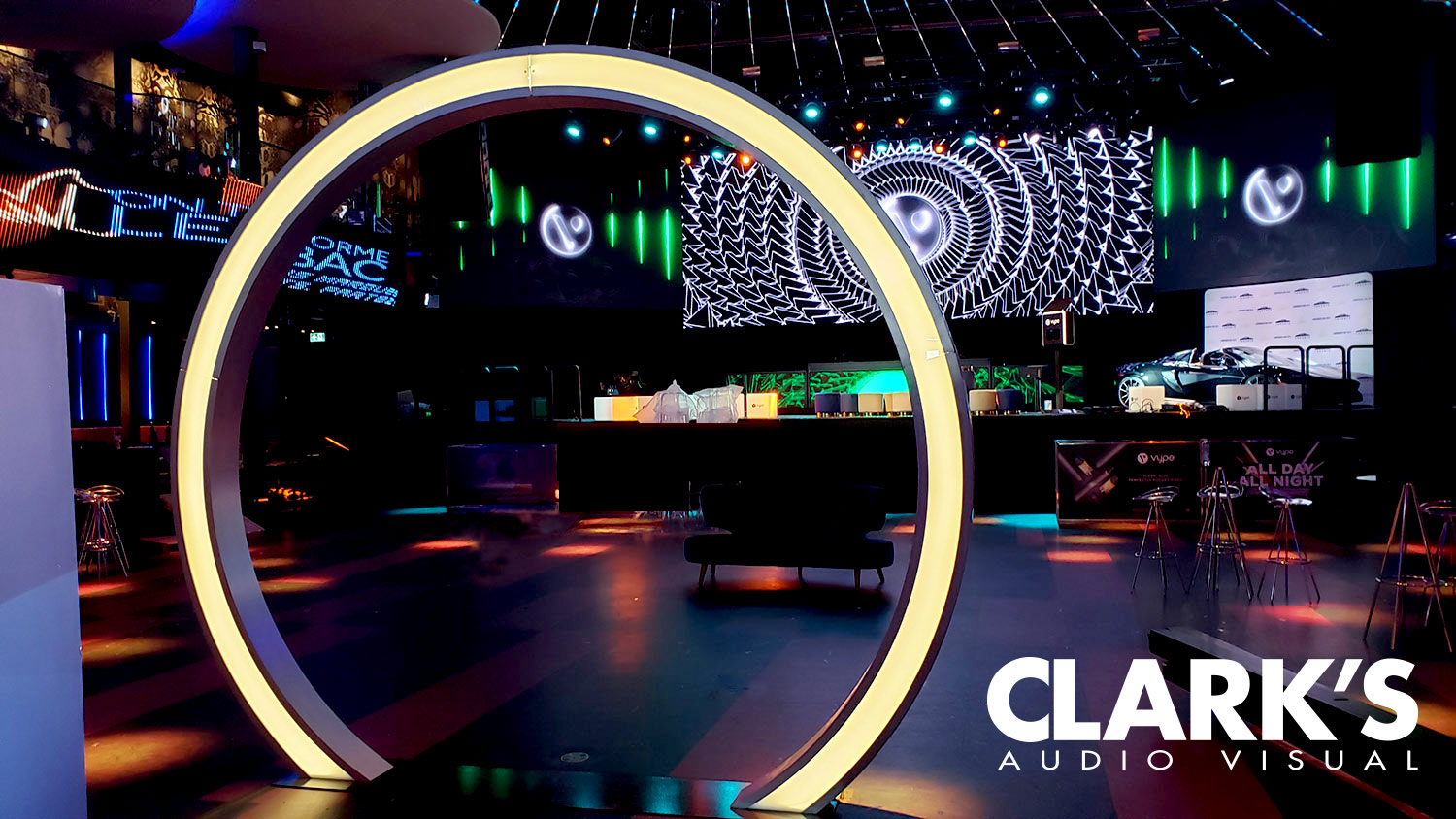 Clark's Audio Visual Services