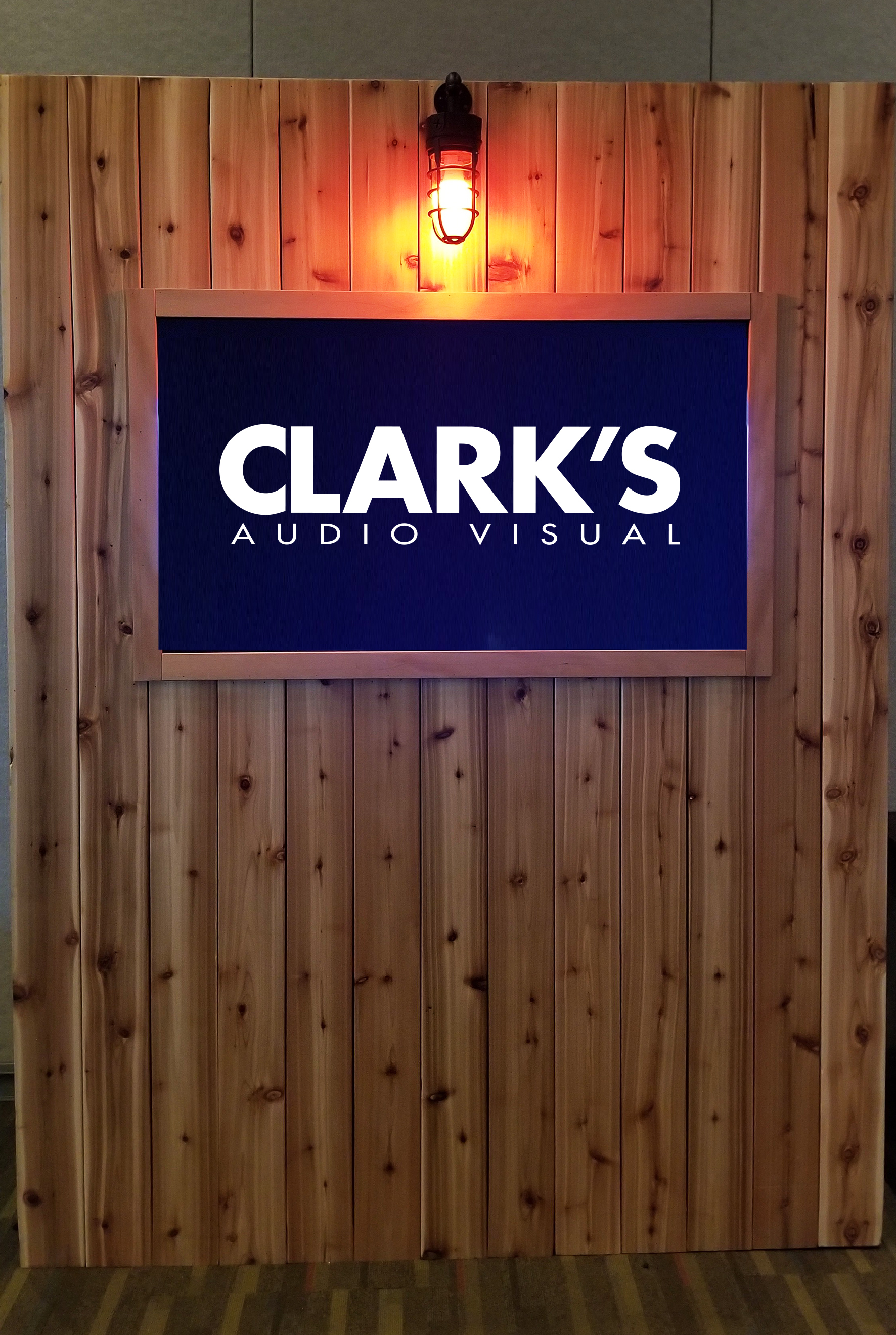 Clarks Audio Visual