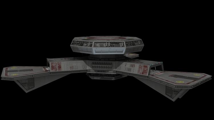 TK201 Space Station