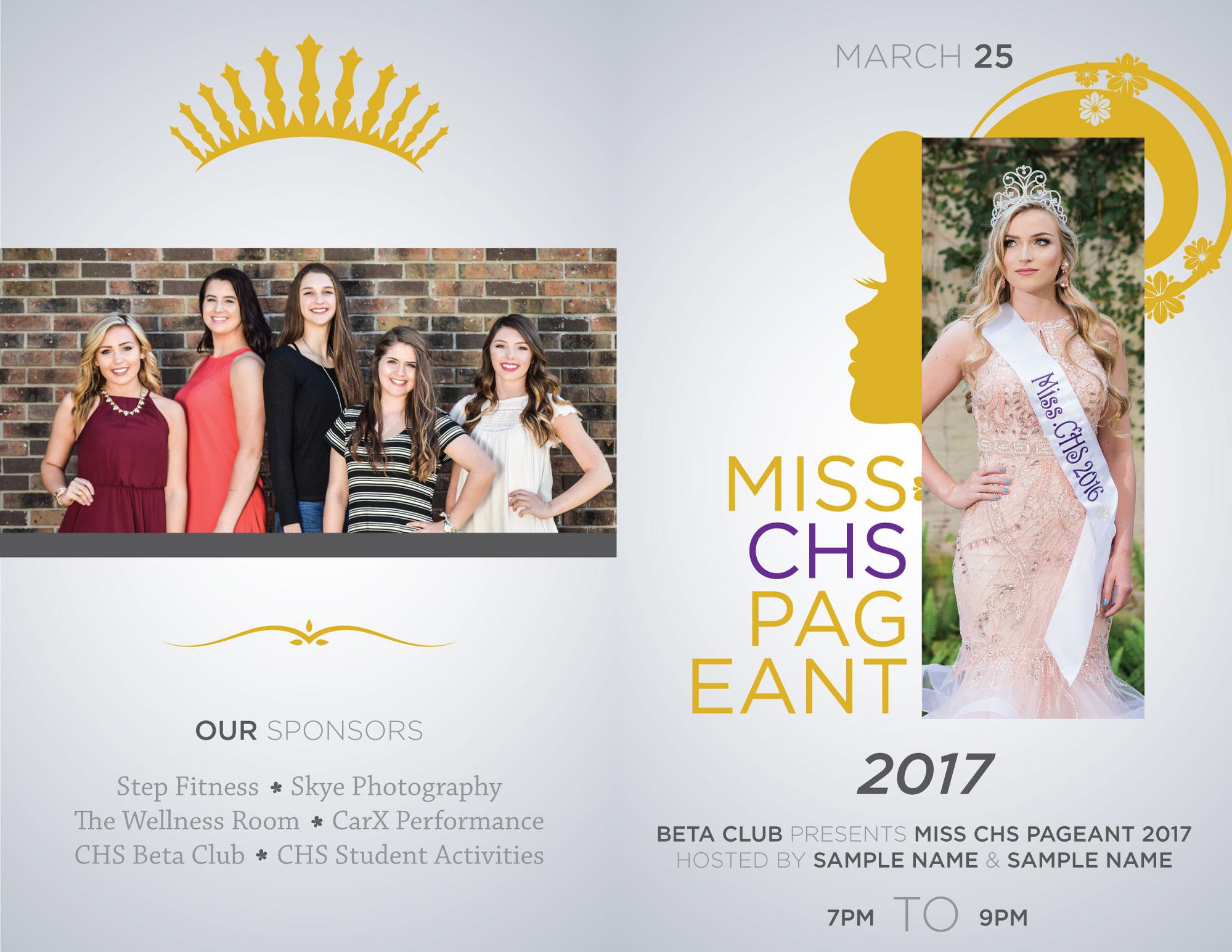 Miss CHS 2017