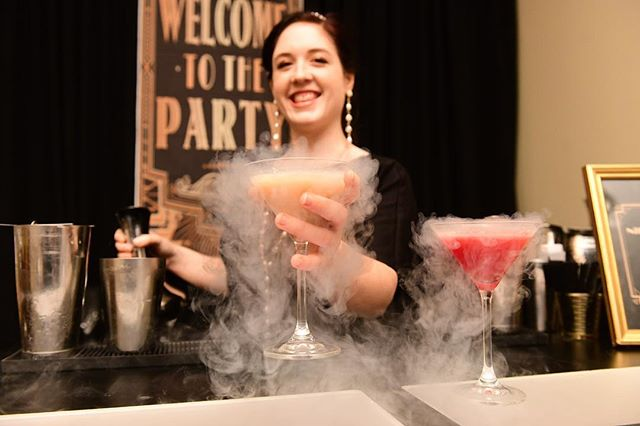 "Thanks Sarah we will happily take that Amaretto Alexander off your hands for ya. This dessert drink with liquid nitrogen atop it, gives you and your guests the perfect photo opportunity before saying...""Cheers!""⠀ •⠀ •⠀ •⠀ @zazahouston was the perfect host with their team being an absolute JOY to work with. Their hospitality and helpfulness truly stood out to us and made us so thankful to share an evening with them!⠀ •⠀ •⠀ Venue: @zazahouston  Photographer: @daniel4000  Company: #MetroNational • #propertymanagement #speakeasybar #smokingcocktails #nitrobar #cocktailgram #nitrodrinks #uniquedrinks #houstoncatering #houstoncocktails #nitrogencocktail #cocktailoftheday #houstonbarservice #cocktailbar"