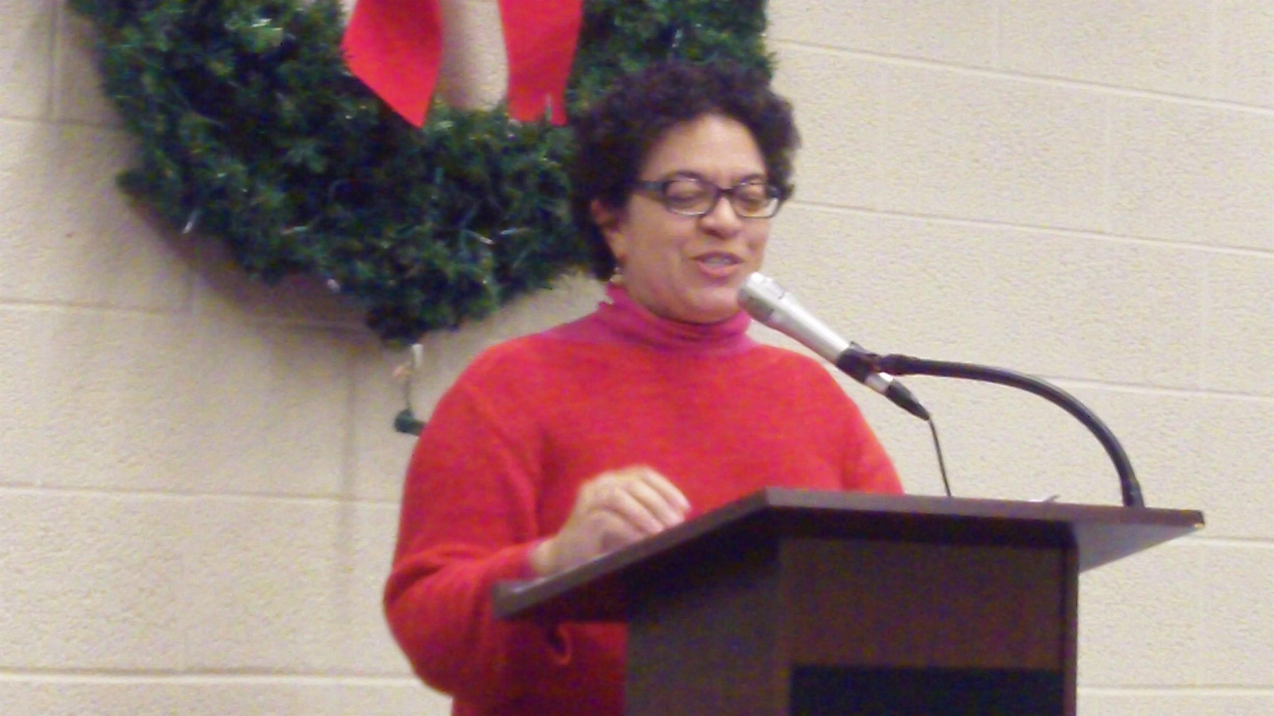 Justina Fermin, RIEOC, Keynote Speaker