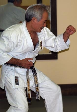 Sensei Ota