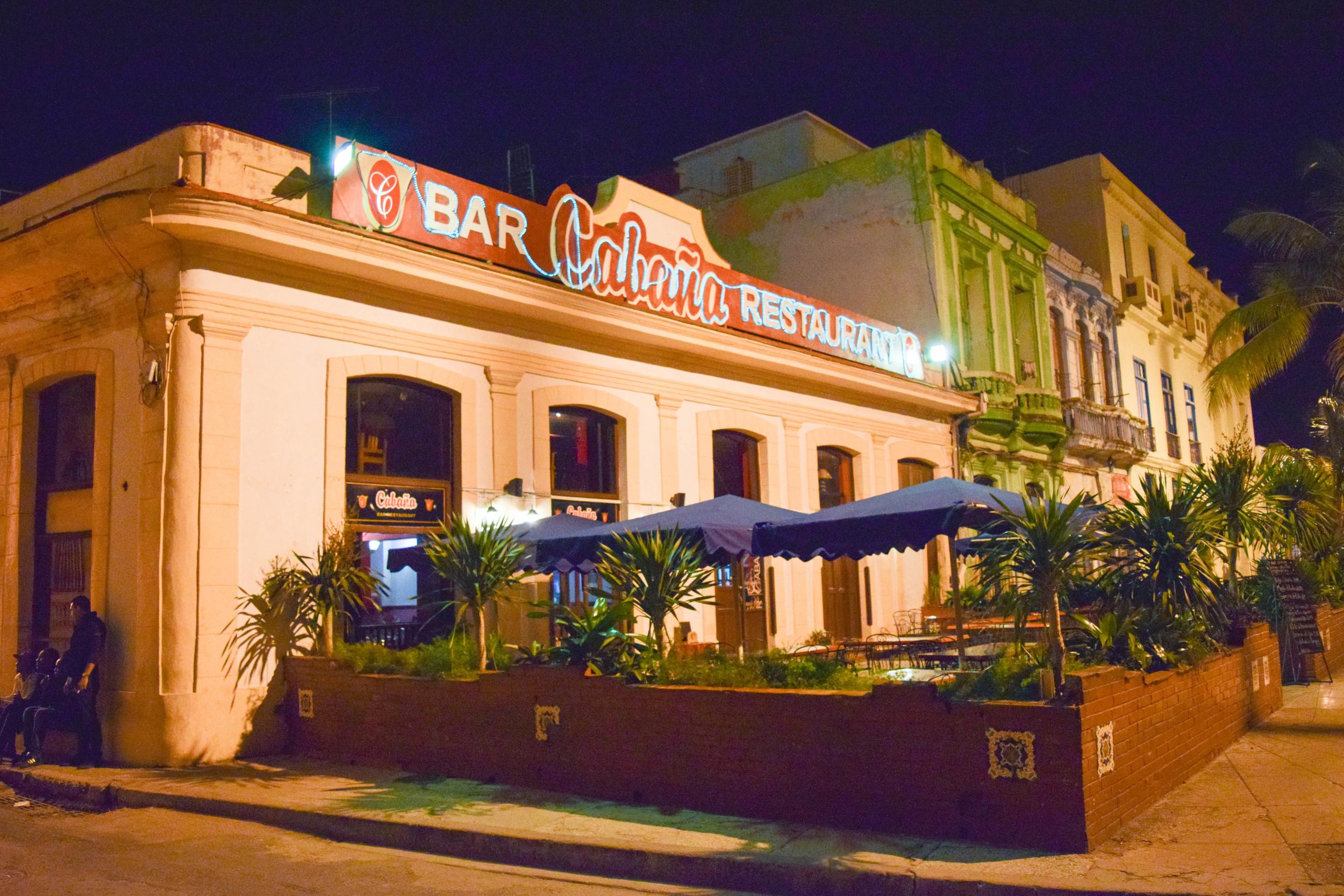 Old Havana Bar