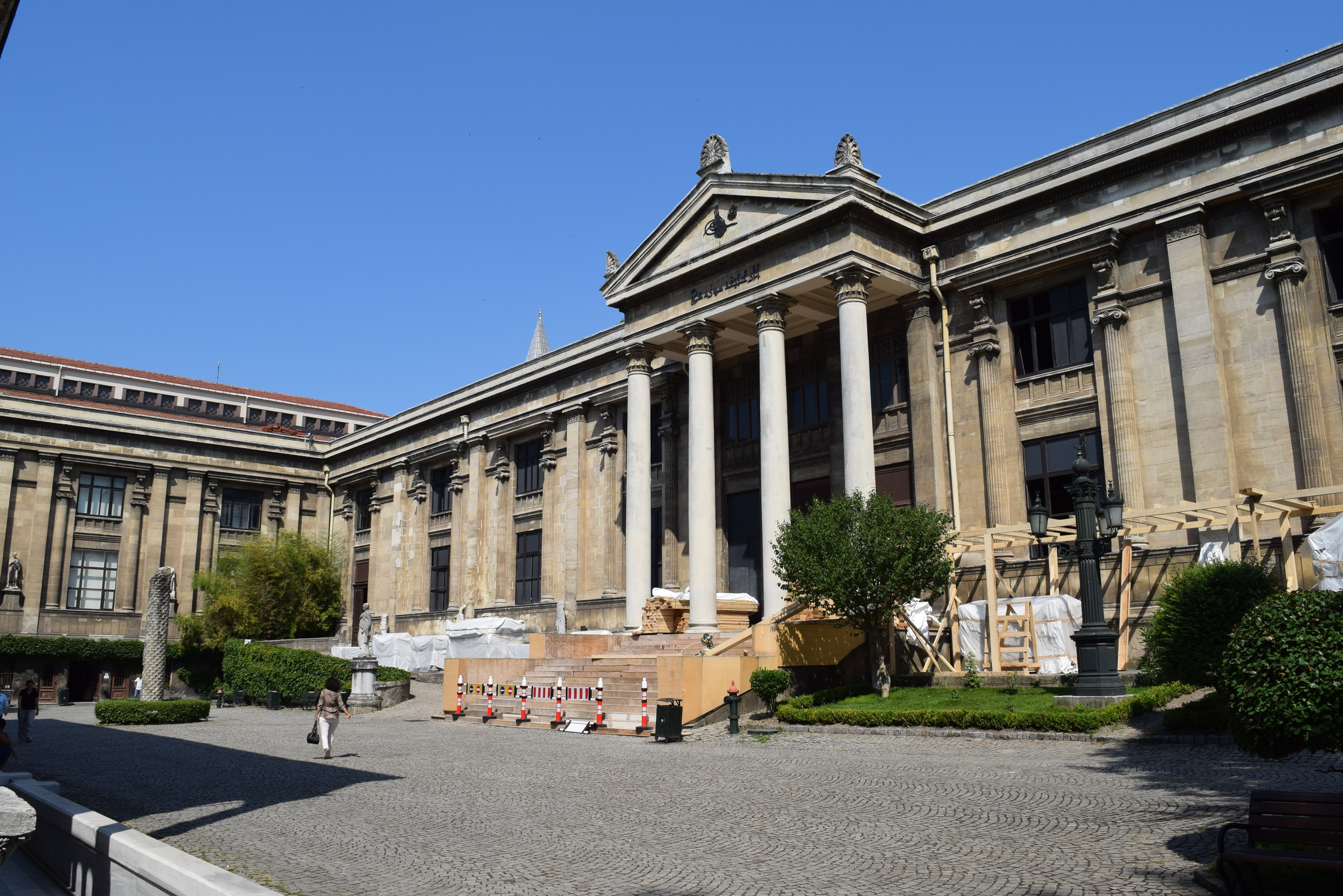 Archaeological Museum exterior