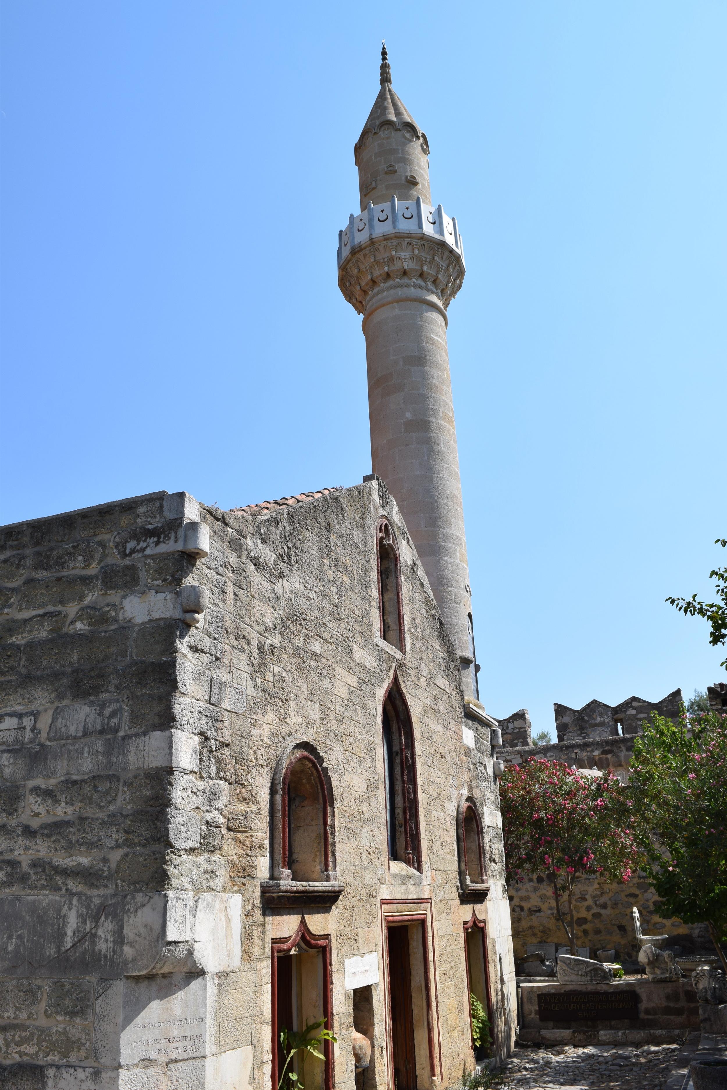The castle chapel