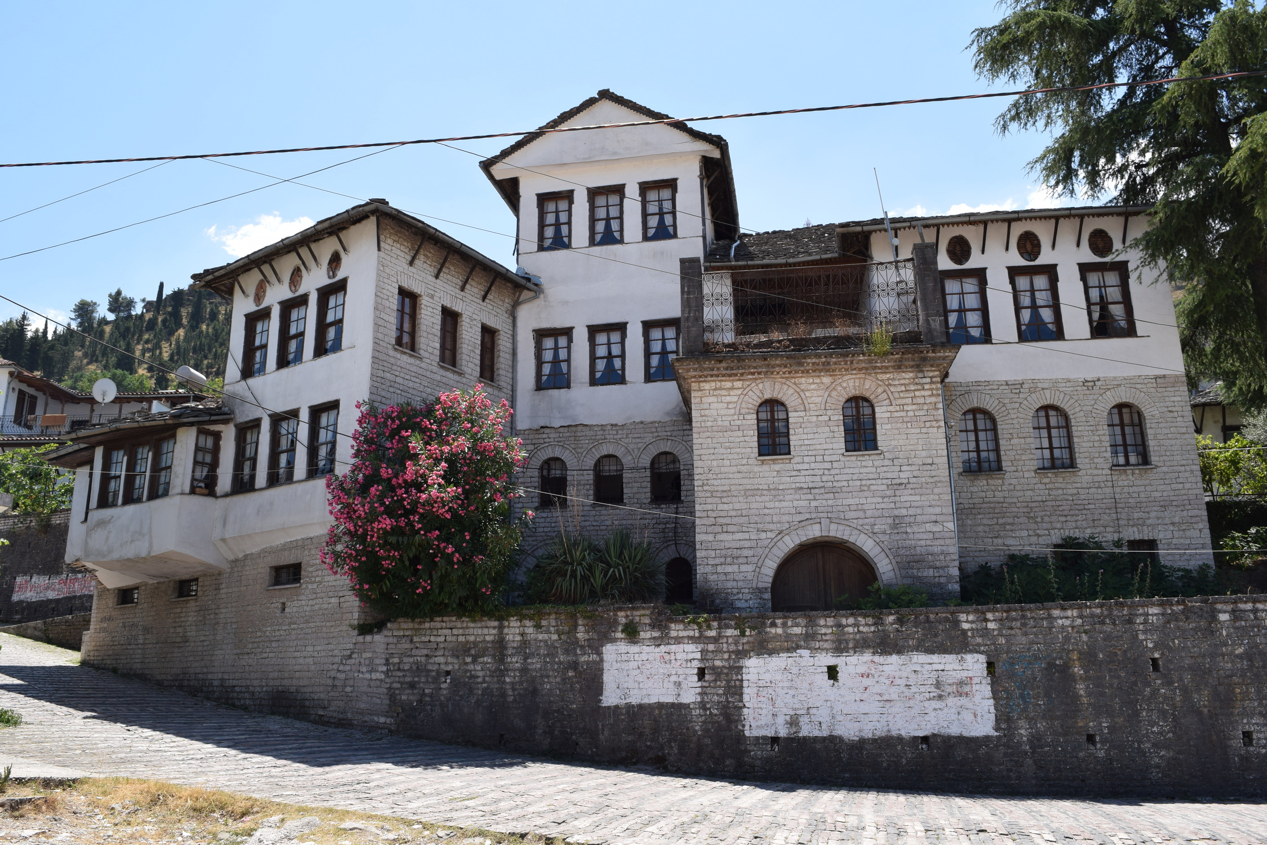 Birthplace of Enver Hoxha (now the Museum of Ethnography)
