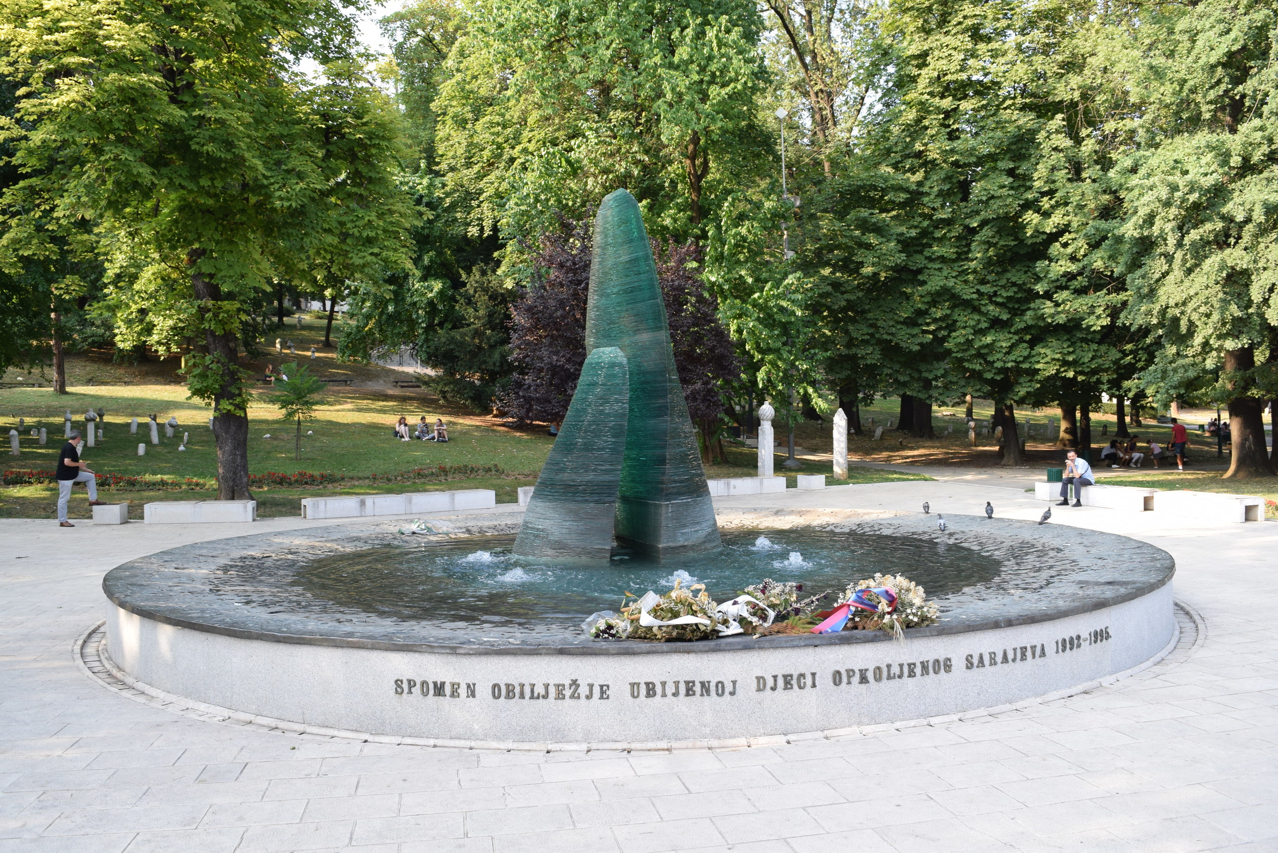 Memorial to the Murdered Children