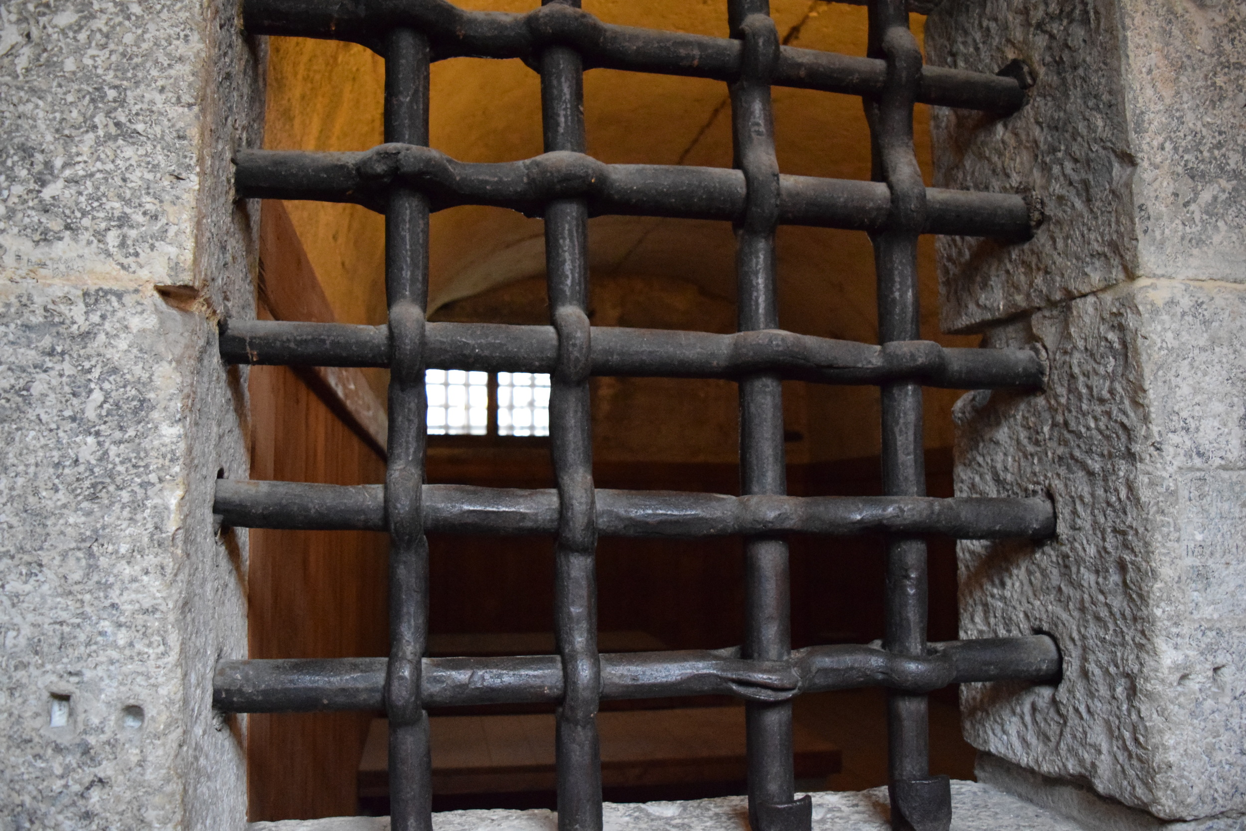 The Palazzo also includes a prison that once housed  Giacomo Casanova