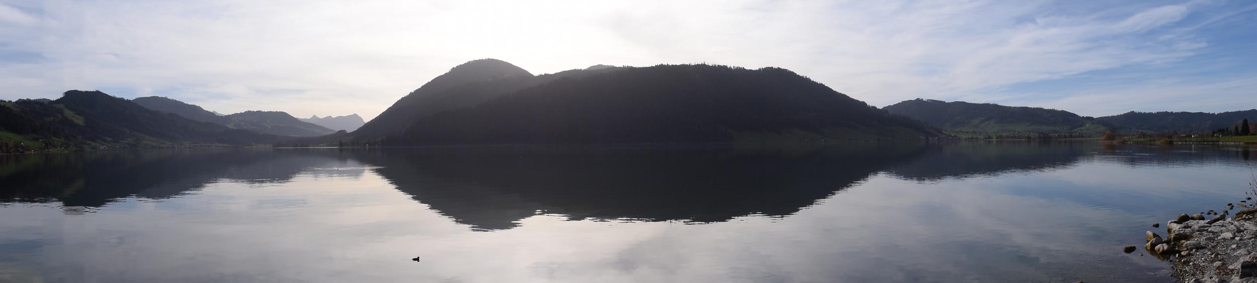 Lake Ägeri, Switzerland