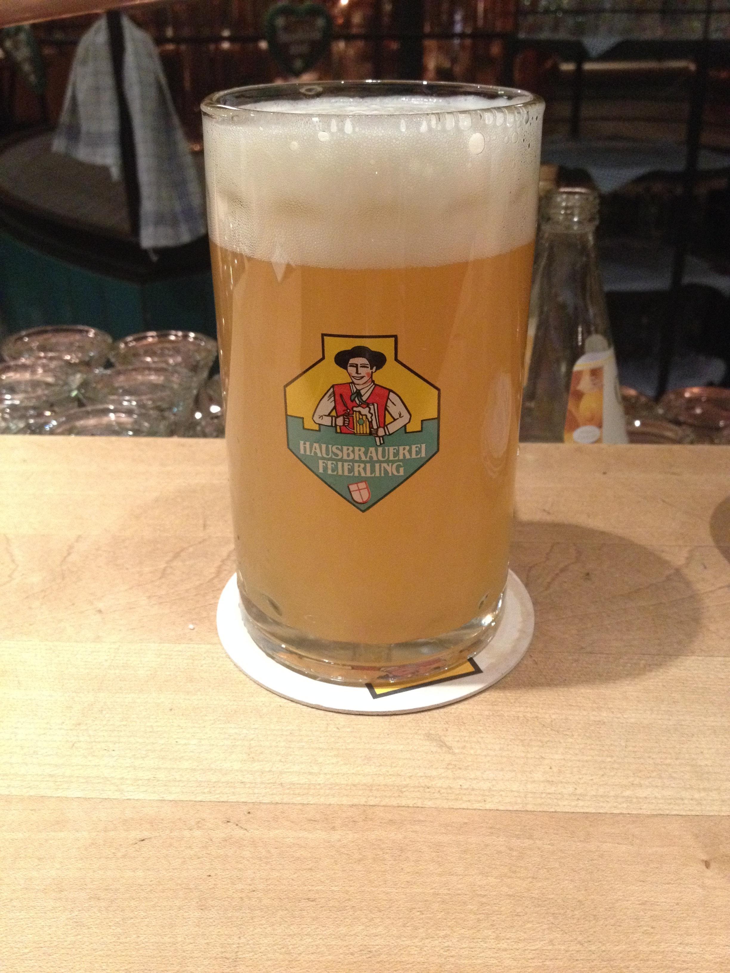 German beer: financing not needed to afford