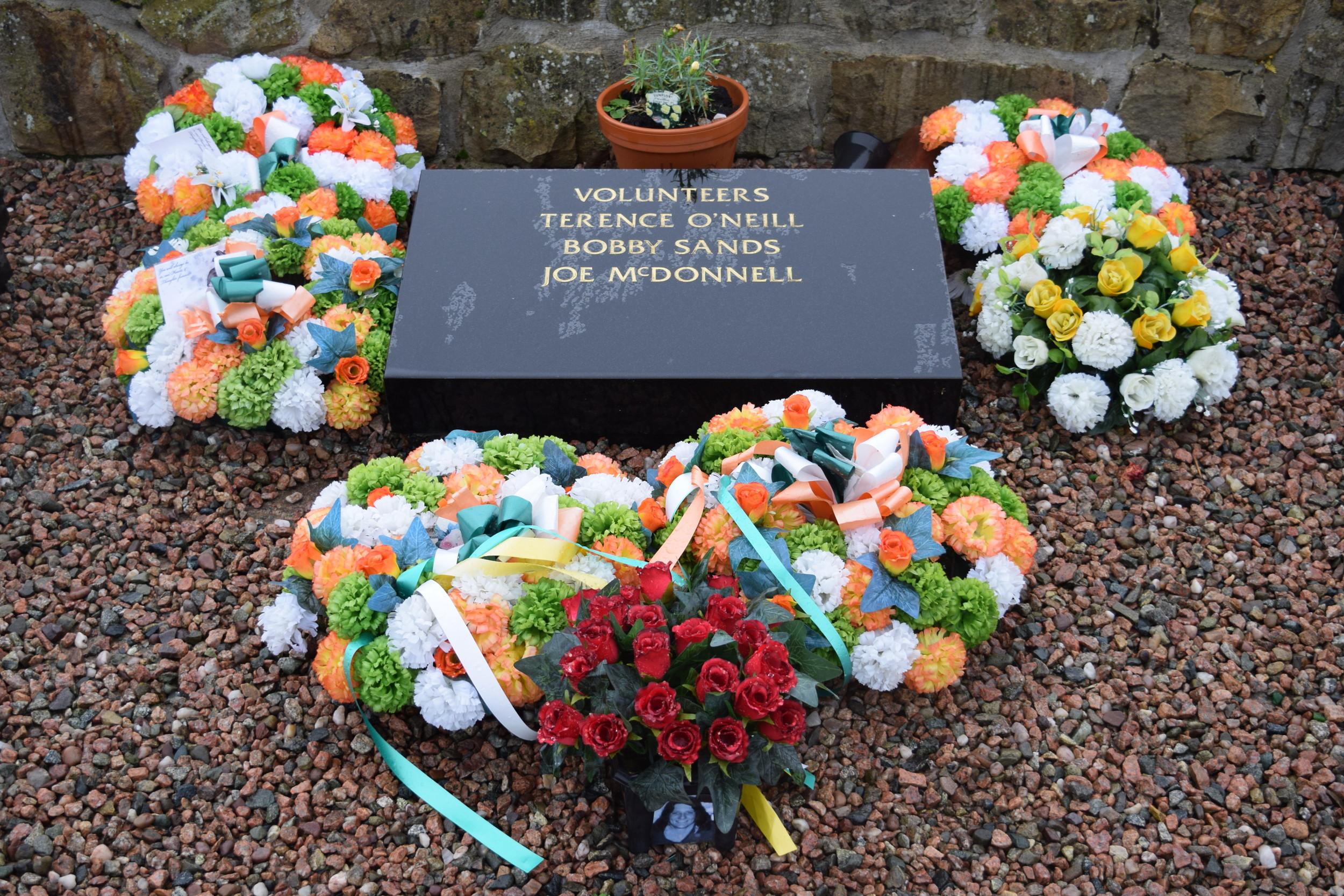 Grave of Bobby Sands, Milltown Cemetery, Belfast