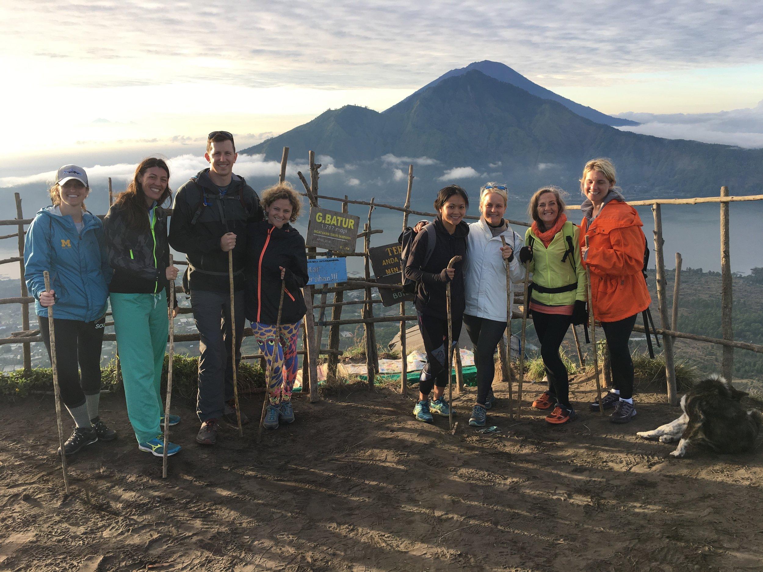 Sunrise Volcano Climb: Mt. Batur - Bali, Indonesia