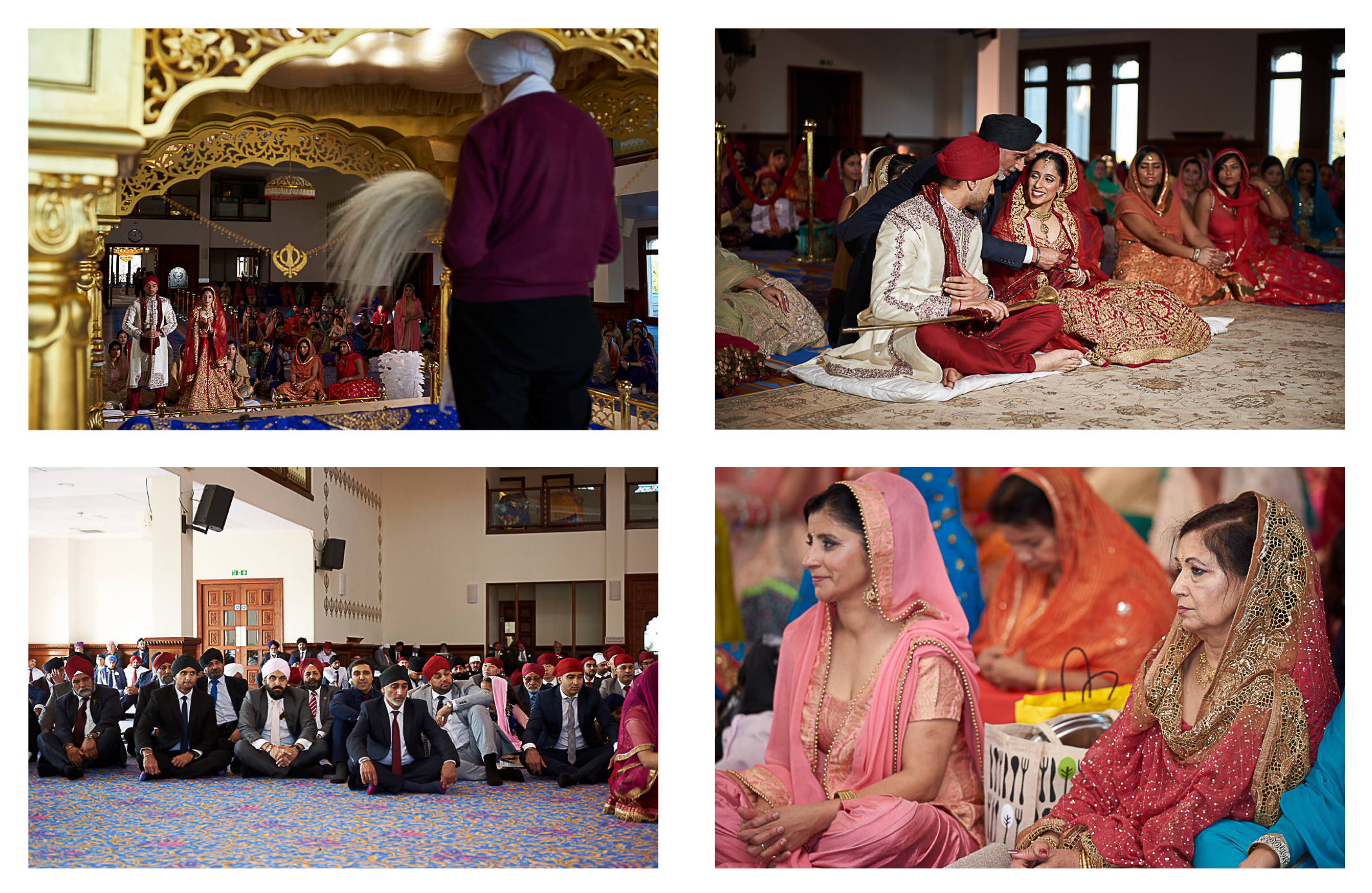 Asian Wedding Photographers SikhandDread - 123