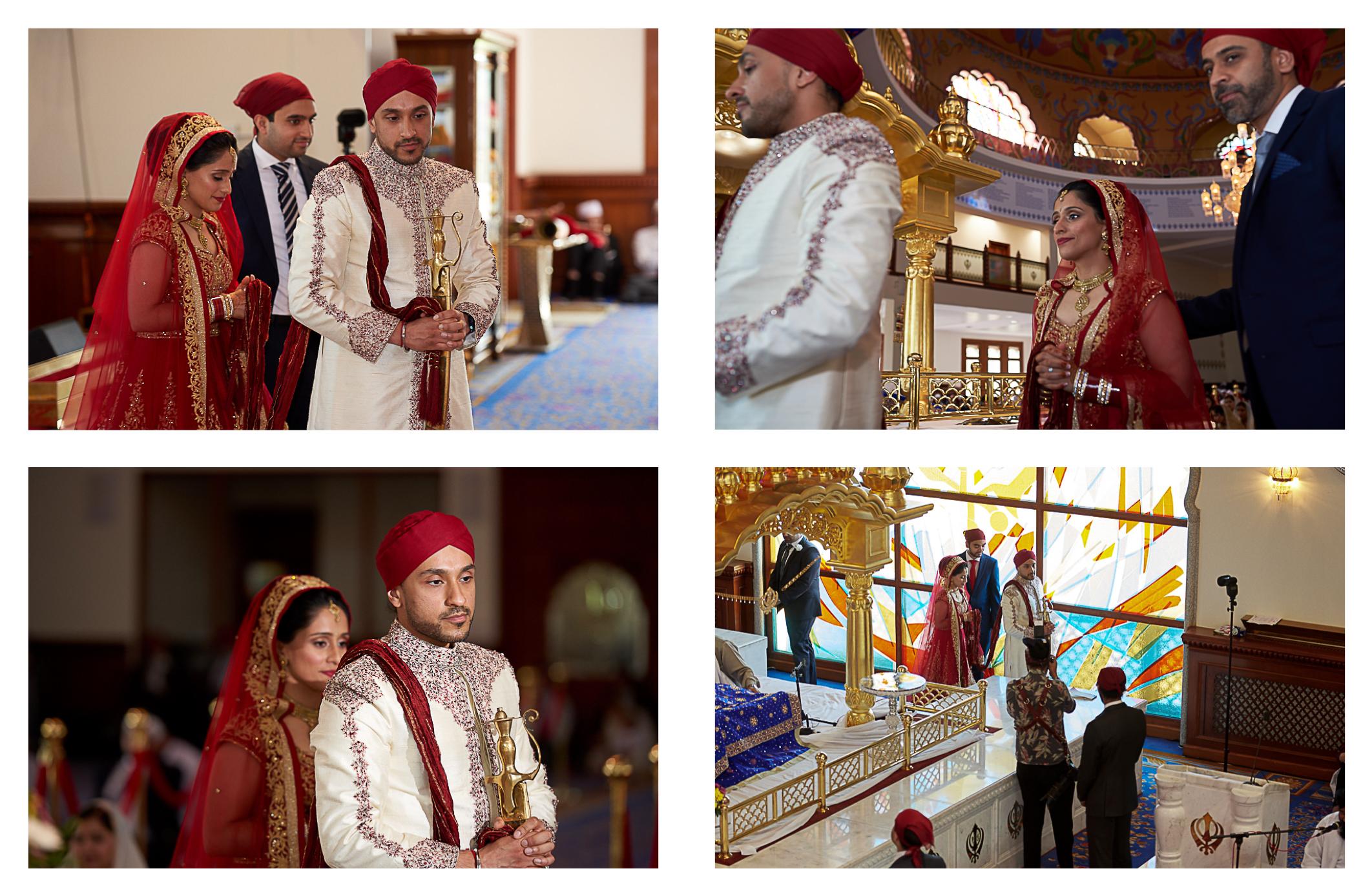 Asian Wedding Photographers SikhandDread - 124