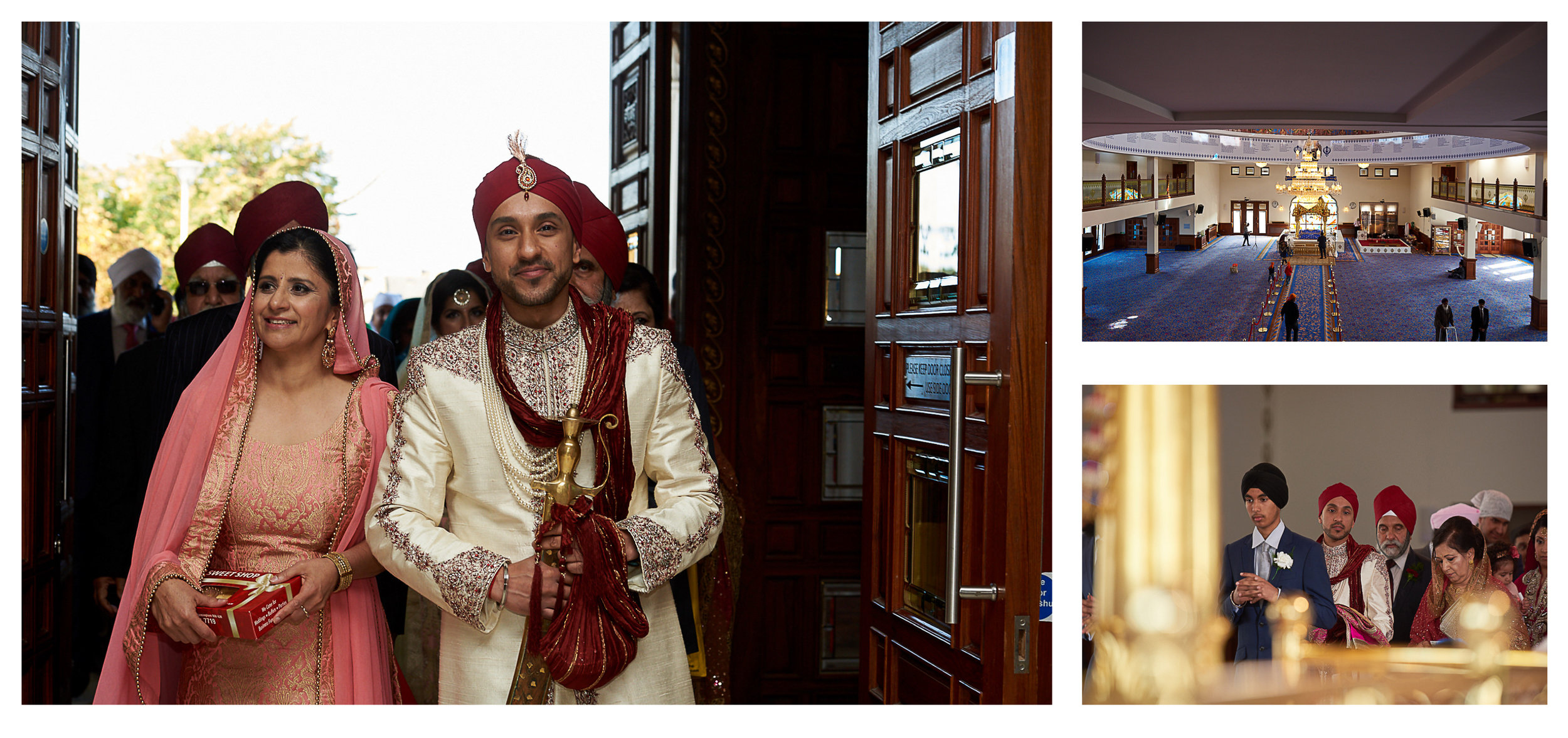 Asian Wedding Photographers SikhandDread - 118