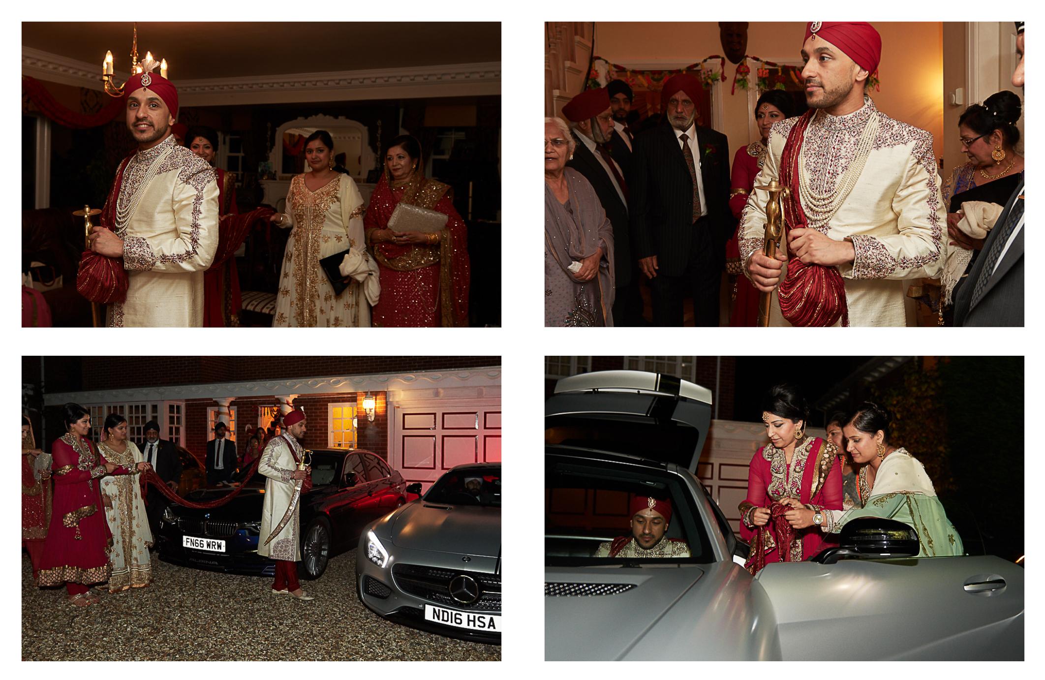 Asian Wedding Photographers SikhandDread - 114