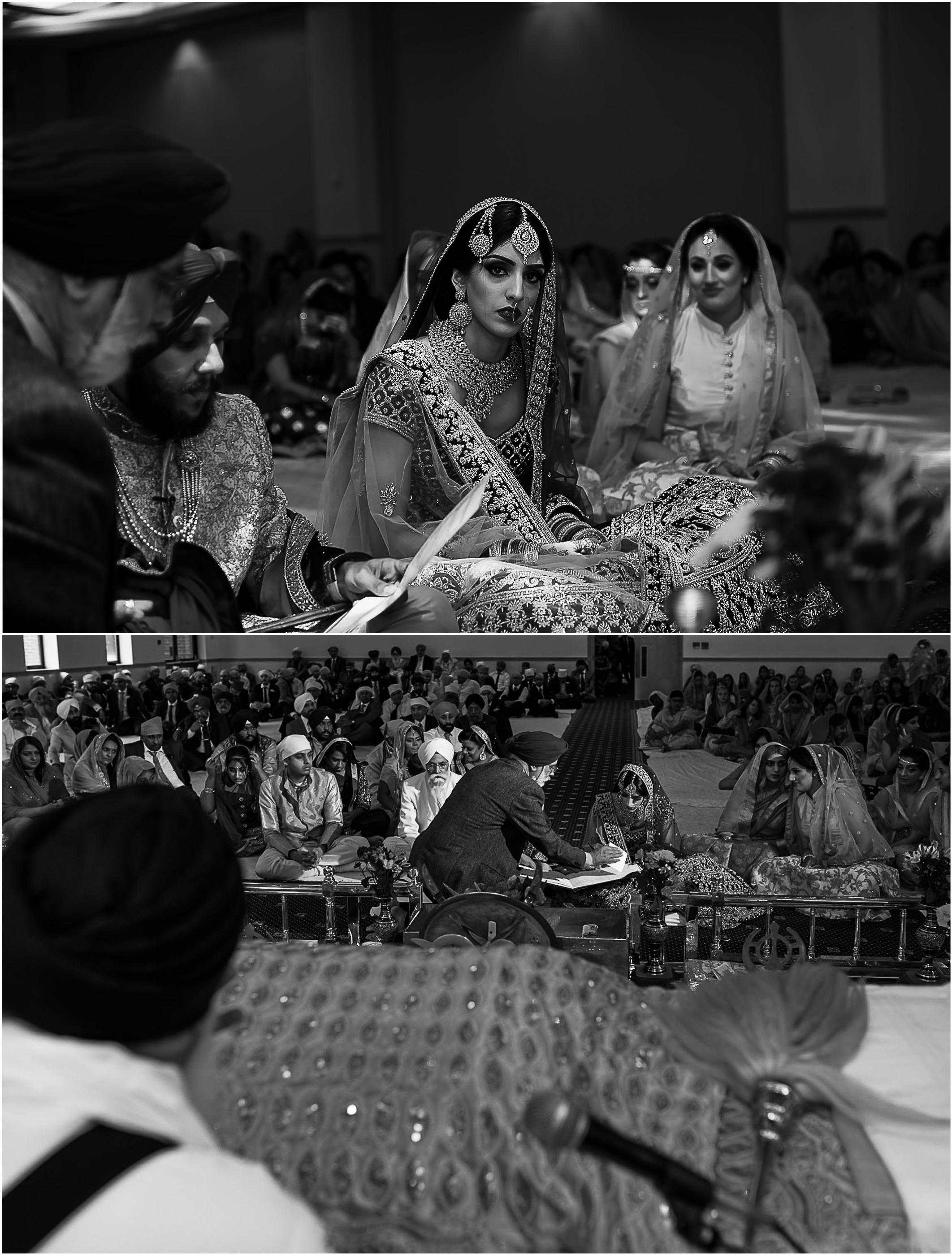 Sikh wedding Photography Wednesfield Gurdwara by SikhandDread 01
