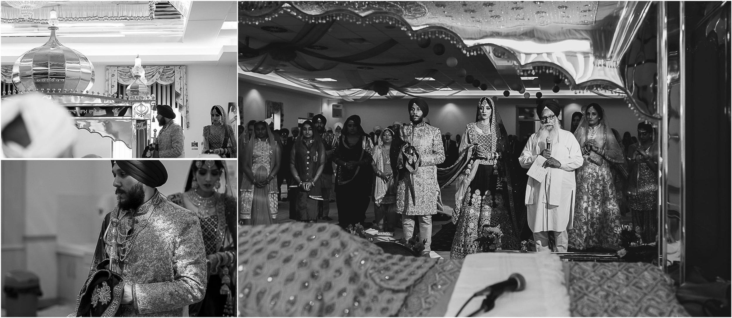 Sikh wedding Photography Wednesfield Gurdwara by SikhandDread 04