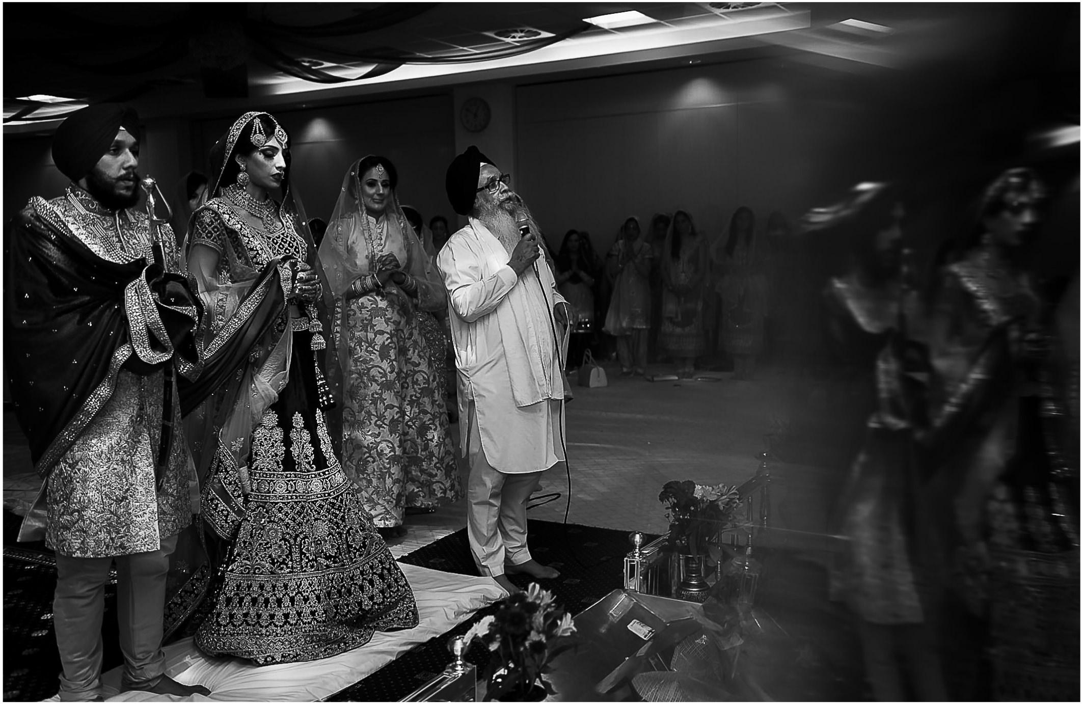 Sikh wedding Photography Wednesfield Gurdwara by SikhandDread 05
