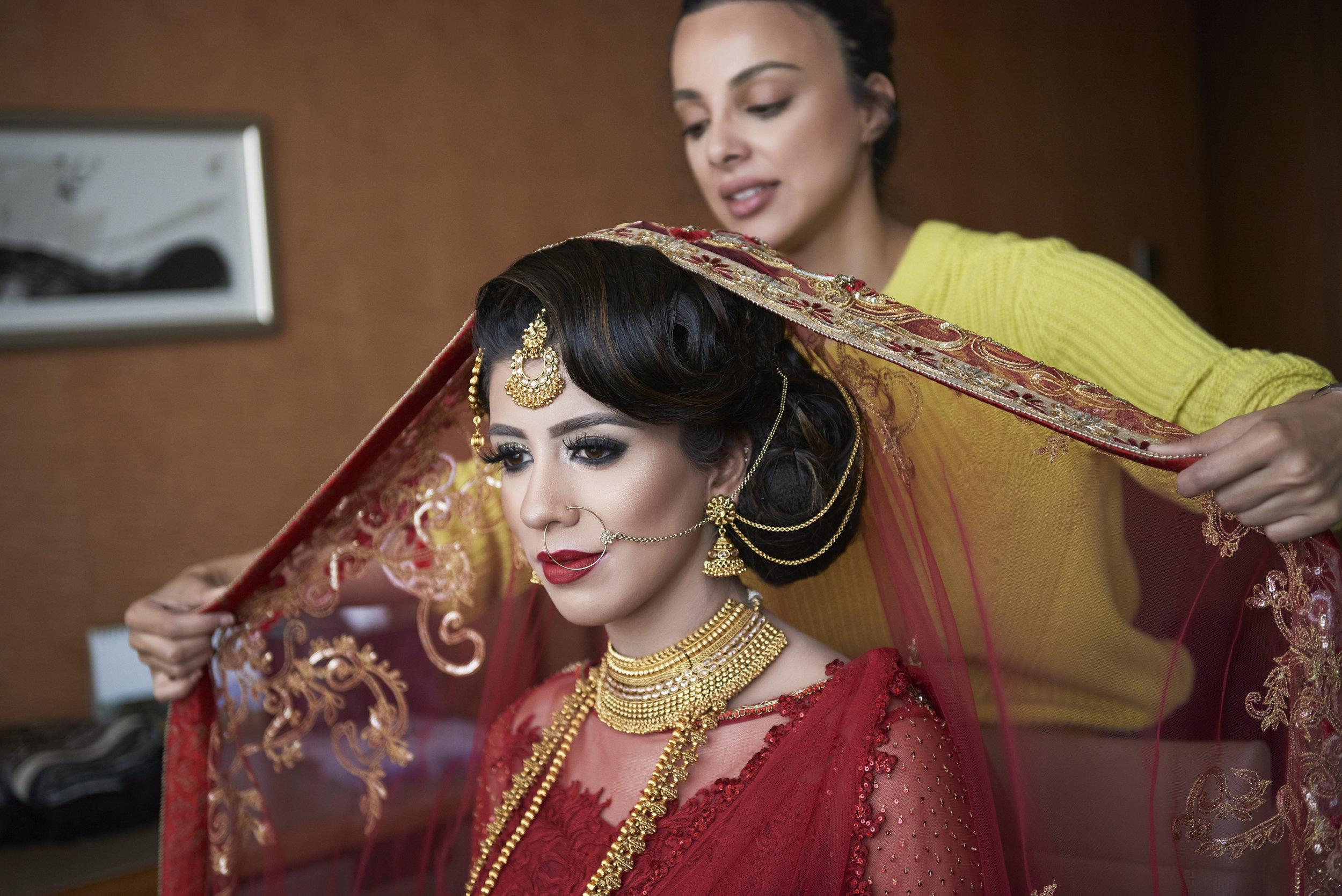 The Shard Asian Wedding Photographer London