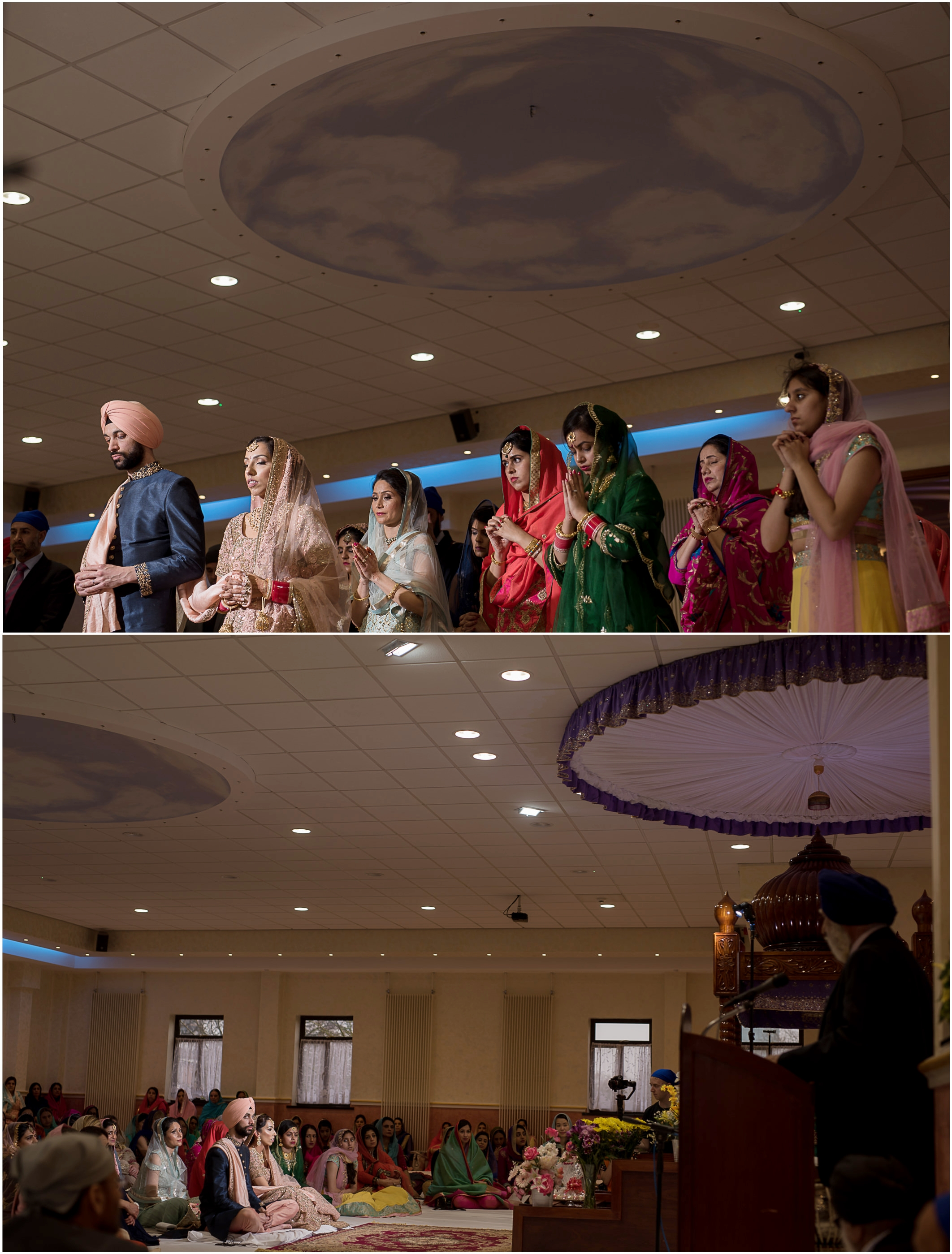 Indian Wedding Photographers London Sikh and Dread Photography - 009