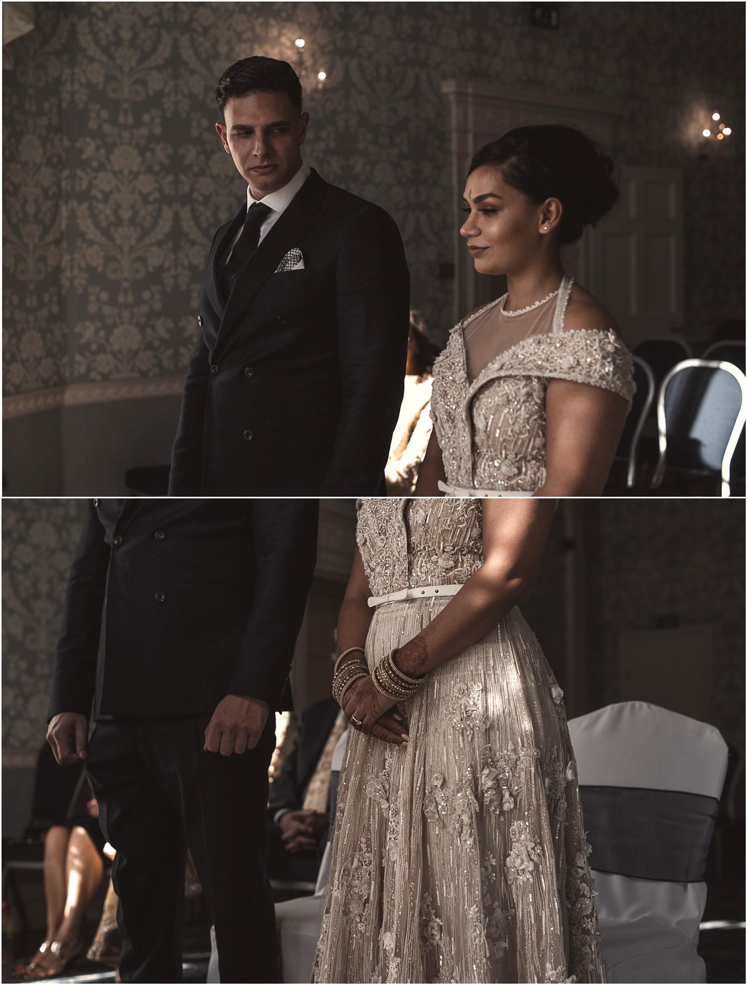 Langtons House civil ceremony
