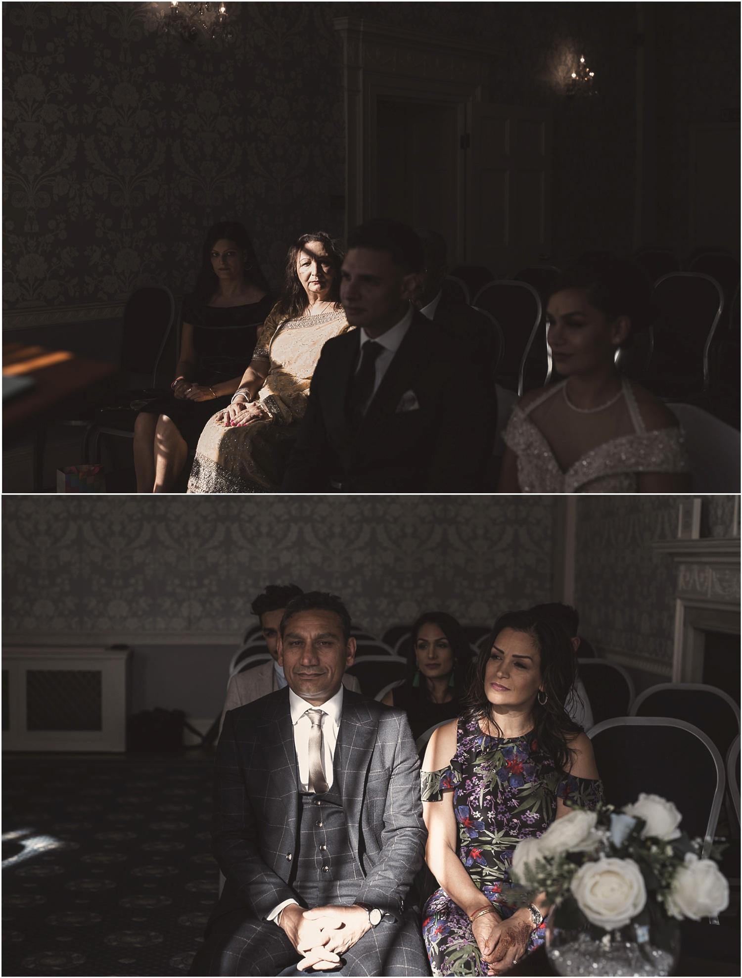 Langtons House wedding photos
