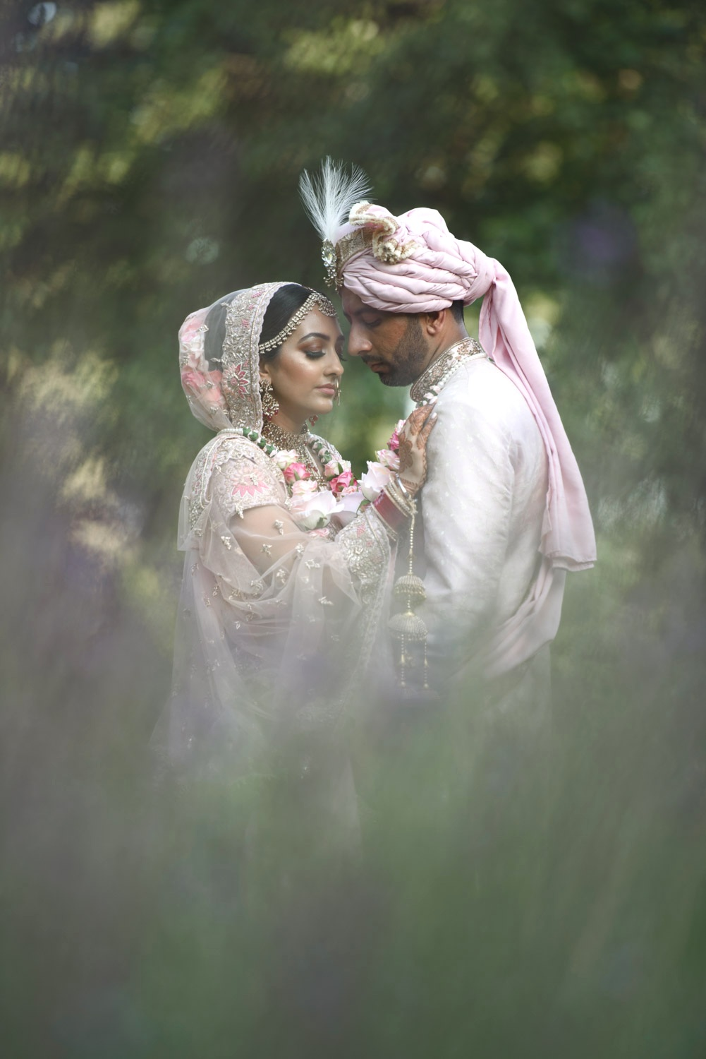 Asian Wedding Photography - Sikh and Dread