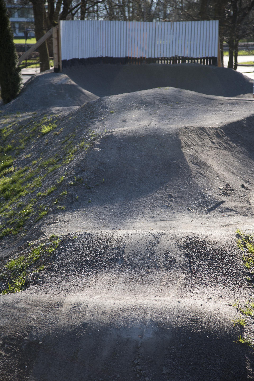 Pumptrack Wallride