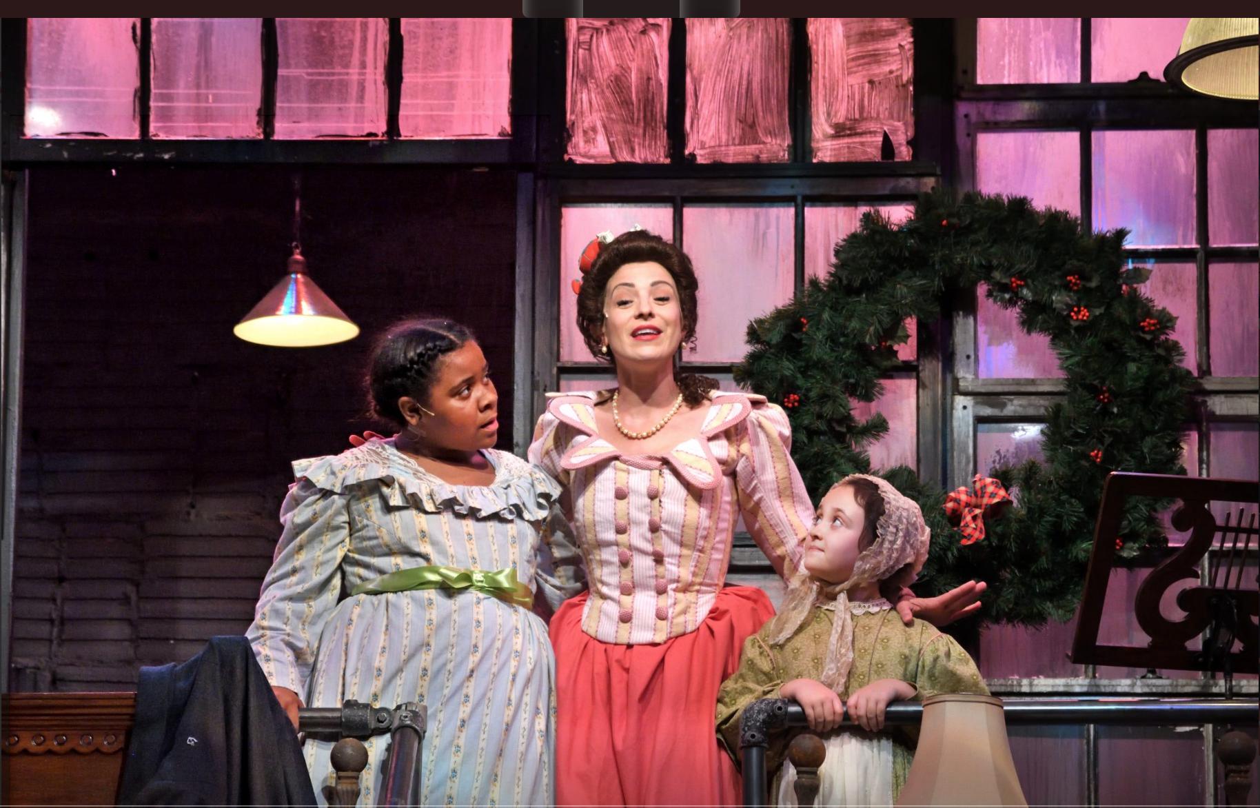 Ava Gaudet Christmas Carol Trinity 2