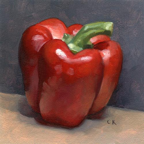 Kornacki Wabisabi Red Pepper