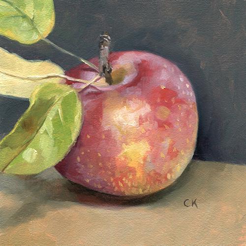 Kornacki Wabisabi Courtland Apple
