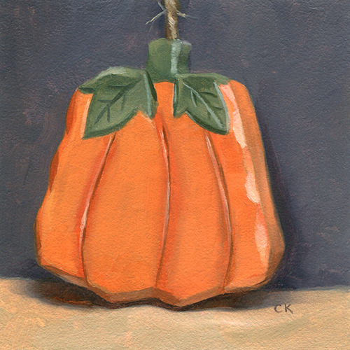 Kornacki Wabisabi Pumpkin Decoration