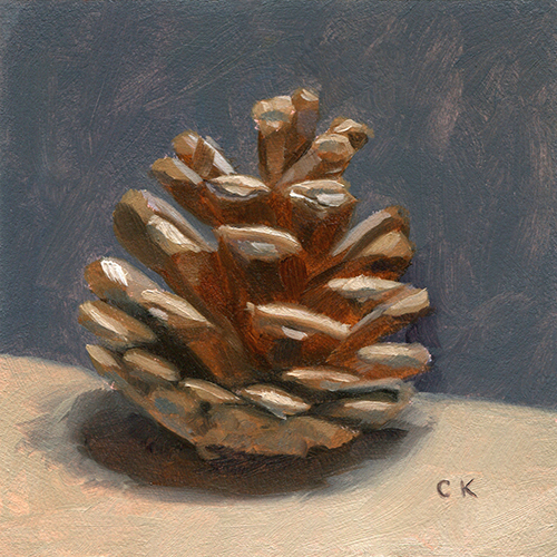 Kornacki Wabisabi Pine Cone