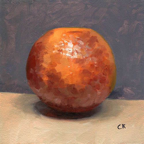 Kornacki Wabisabi Blood Orange