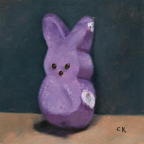 Kornacki Wabisabi Bunny Peep